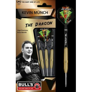 BULLS Kevin Münch Team Player Brass Steel Dart 21 g